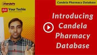 Pharmacy software tutorials: Introducing-candela-pharmacy-database