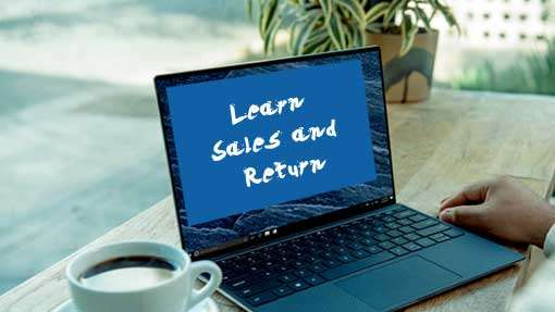 Learn sales-and-return