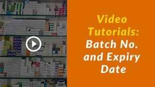 pharmacy software training center: batch-no-and-expiry-date