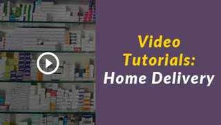 pharmacy software training center: pharmacy-home-delivery